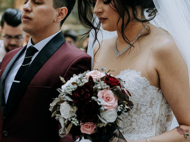 La boda de Isaias y Cintia en Cuajimalpa, Ciudad de México 64