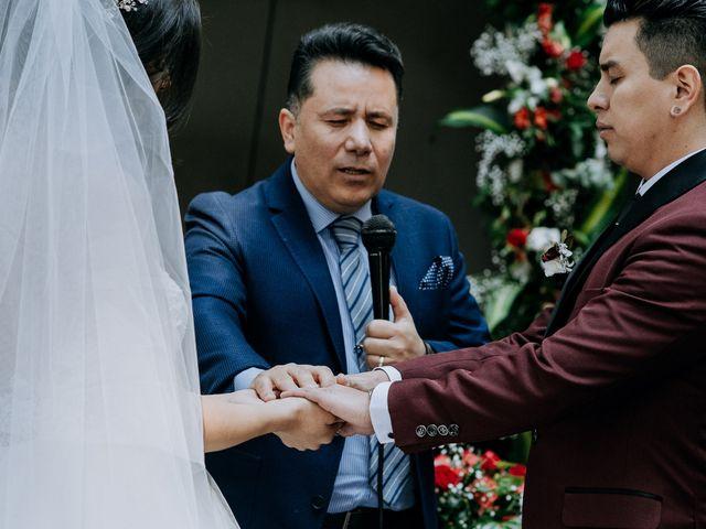 La boda de Isaias y Cintia en Cuajimalpa, Ciudad de México 65