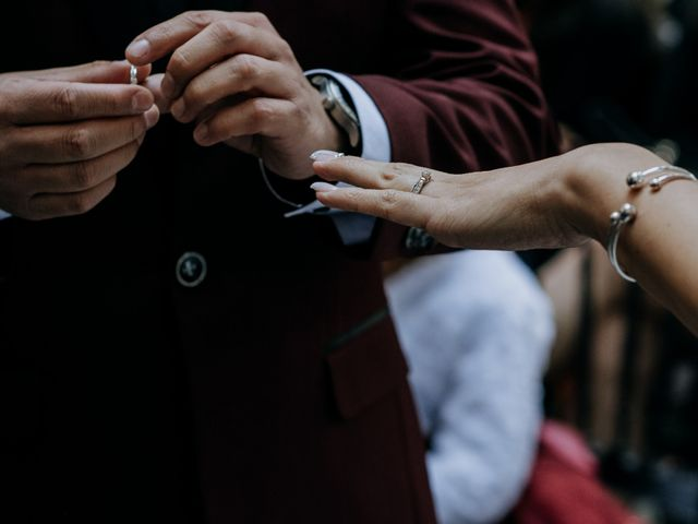 La boda de Isaias y Cintia en Cuajimalpa, Ciudad de México 1