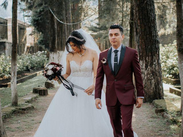 La boda de Isaias y Cintia en Cuajimalpa, Ciudad de México 2