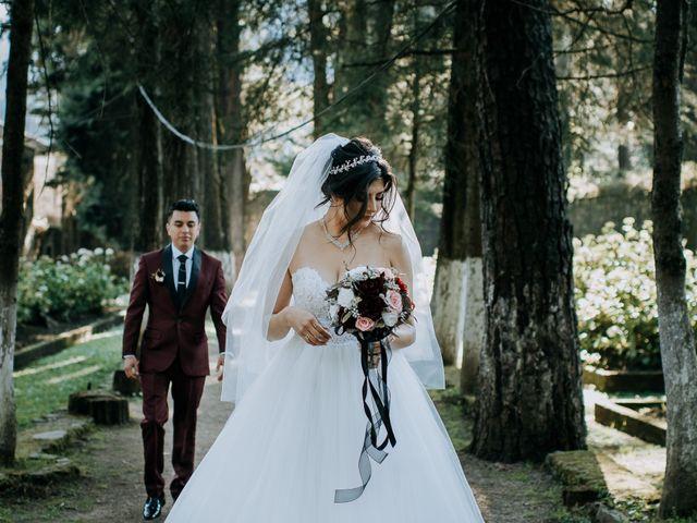 La boda de Isaias y Cintia en Cuajimalpa, Ciudad de México 69