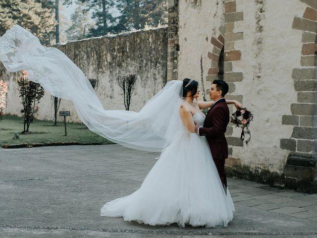 La boda de Isaias y Cintia en Cuajimalpa, Ciudad de México 78