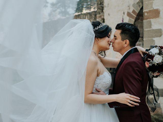 La boda de Isaias y Cintia en Cuajimalpa, Ciudad de México 80