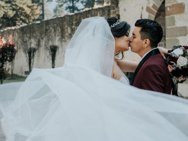 La boda de Isaias y Cintia en Cuajimalpa, Ciudad de México 81