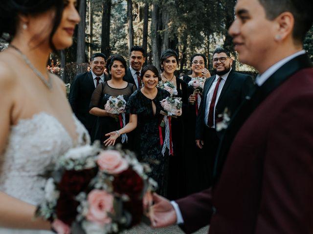 La boda de Isaias y Cintia en Cuajimalpa, Ciudad de México 83