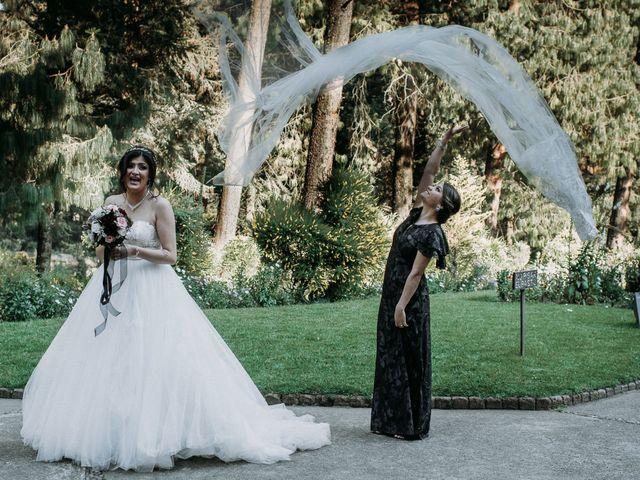 La boda de Isaias y Cintia en Cuajimalpa, Ciudad de México 87