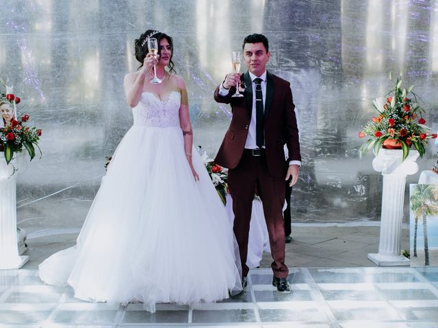 La boda de Isaias y Cintia en Cuajimalpa, Ciudad de México 91