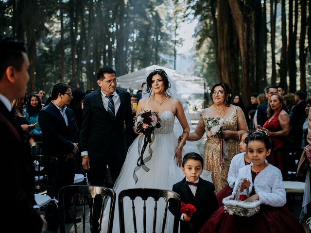 La boda de Isaias y Cintia en Cuajimalpa, Ciudad de México 100