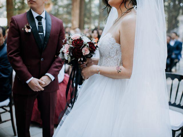 La boda de Isaias y Cintia en Cuajimalpa, Ciudad de México 104