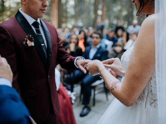 La boda de Isaias y Cintia en Cuajimalpa, Ciudad de México 106
