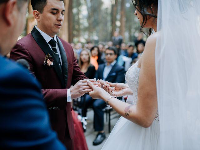 La boda de Isaias y Cintia en Cuajimalpa, Ciudad de México 107