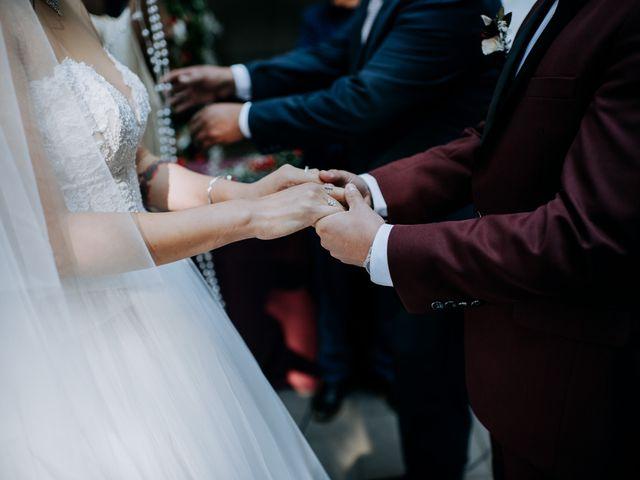 La boda de Isaias y Cintia en Cuajimalpa, Ciudad de México 109