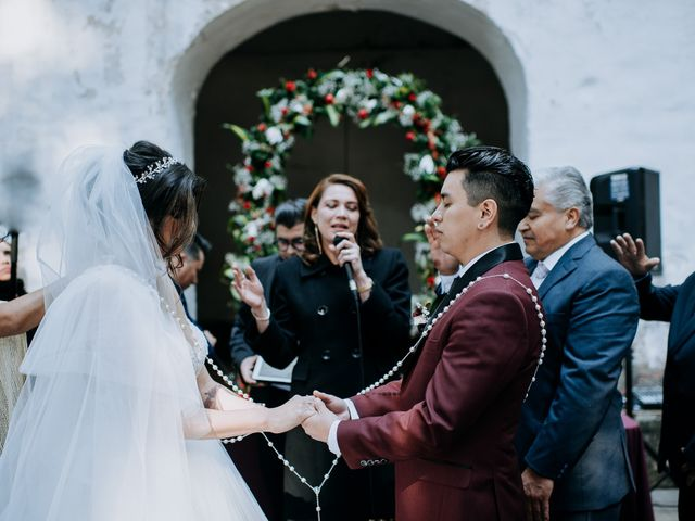 La boda de Isaias y Cintia en Cuajimalpa, Ciudad de México 110