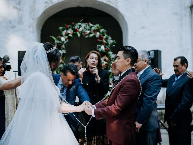 La boda de Isaias y Cintia en Cuajimalpa, Ciudad de México 111