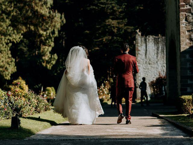 La boda de Isaias y Cintia en Cuajimalpa, Ciudad de México 120