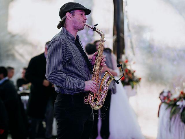 La boda de Isaias y Cintia en Cuajimalpa, Ciudad de México 124