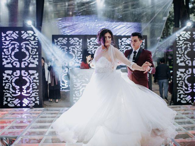 La boda de Isaias y Cintia en Cuajimalpa, Ciudad de México 128
