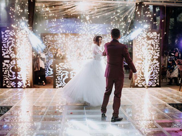La boda de Isaias y Cintia en Cuajimalpa, Ciudad de México 130