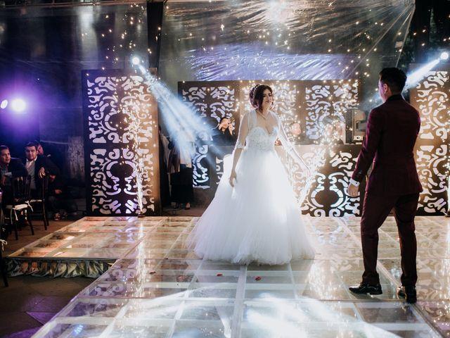 La boda de Isaias y Cintia en Cuajimalpa, Ciudad de México 132