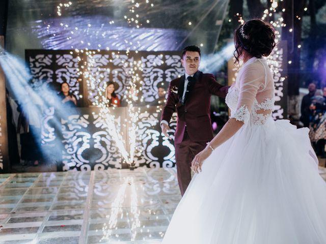 La boda de Isaias y Cintia en Cuajimalpa, Ciudad de México 133