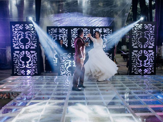 La boda de Isaias y Cintia en Cuajimalpa, Ciudad de México 134