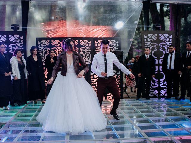 La boda de Isaias y Cintia en Cuajimalpa, Ciudad de México 136