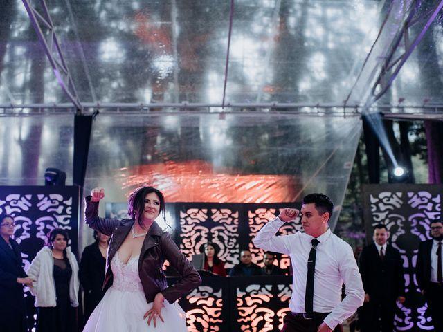 La boda de Isaias y Cintia en Cuajimalpa, Ciudad de México 139