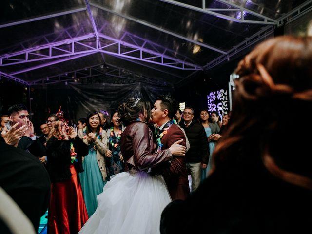 La boda de Isaias y Cintia en Cuajimalpa, Ciudad de México 140