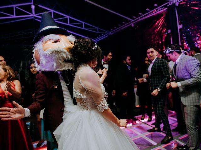 La boda de Isaias y Cintia en Cuajimalpa, Ciudad de México 142