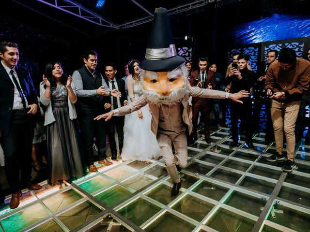 La boda de Isaias y Cintia en Cuajimalpa, Ciudad de México 143