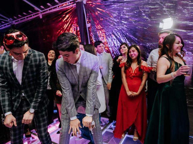 La boda de Isaias y Cintia en Cuajimalpa, Ciudad de México 145