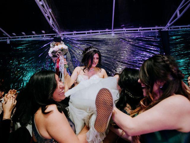 La boda de Isaias y Cintia en Cuajimalpa, Ciudad de México 147