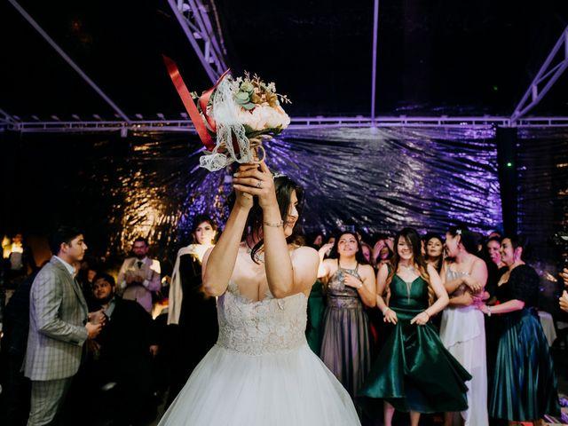La boda de Isaias y Cintia en Cuajimalpa, Ciudad de México 148