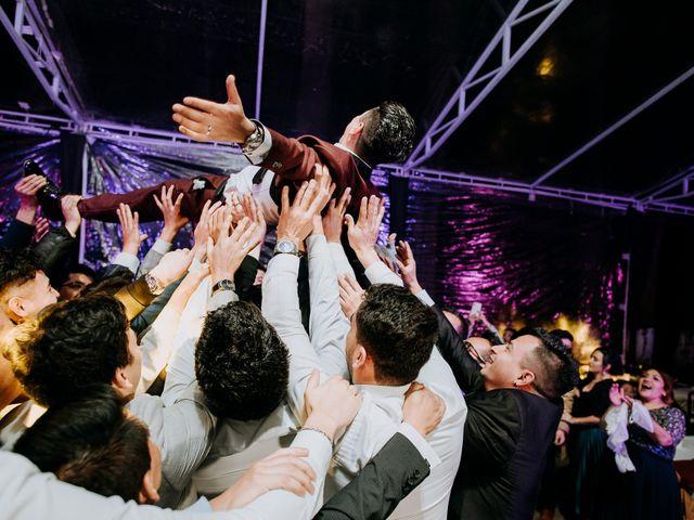La boda de Isaias y Cintia en Cuajimalpa, Ciudad de México 153