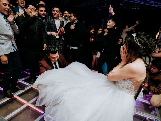 La boda de Isaias y Cintia en Cuajimalpa, Ciudad de México 156
