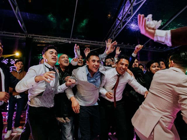 La boda de Isaias y Cintia en Cuajimalpa, Ciudad de México 160