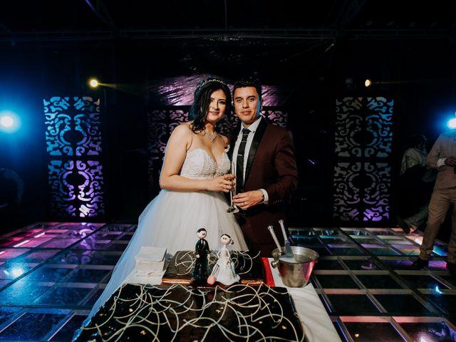 La boda de Isaias y Cintia en Cuajimalpa, Ciudad de México 163