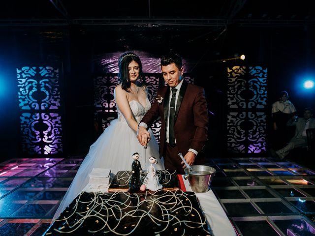 La boda de Isaias y Cintia en Cuajimalpa, Ciudad de México 164