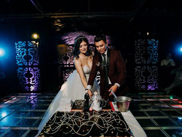La boda de Isaias y Cintia en Cuajimalpa, Ciudad de México 166