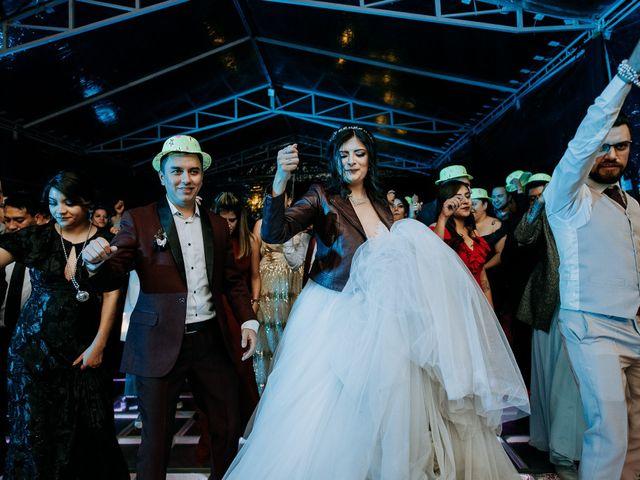 La boda de Isaias y Cintia en Cuajimalpa, Ciudad de México 167
