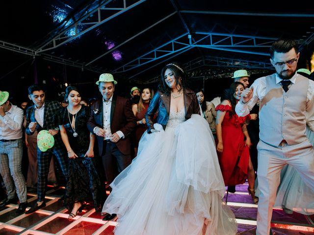 La boda de Isaias y Cintia en Cuajimalpa, Ciudad de México 168