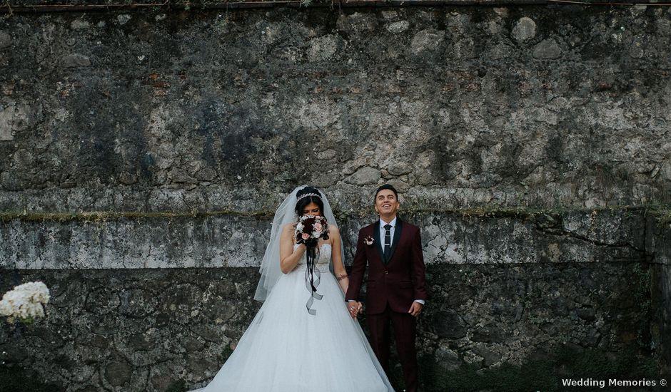 La boda de Isaias y Cintia en Cuajimalpa, Ciudad de México