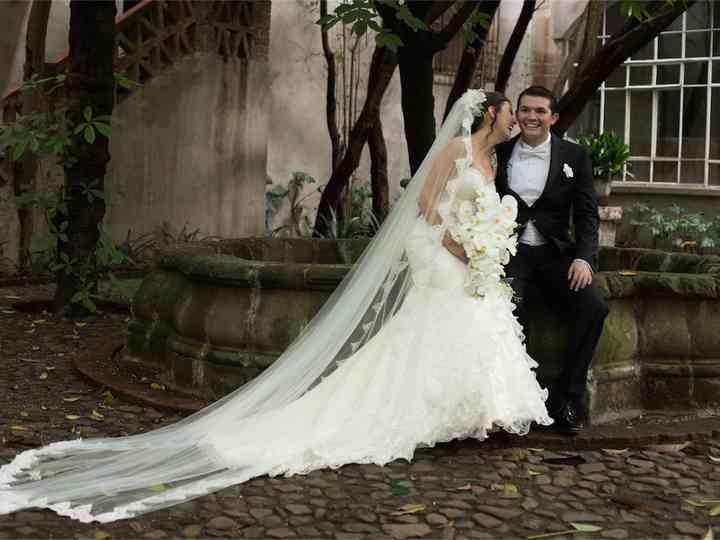 La boda de Mirtha y Rodolfo