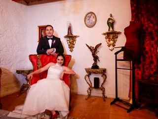 La boda de Jatziri y Daniel