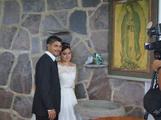 La boda de Alejandra Jaquelin  y José Luis  2