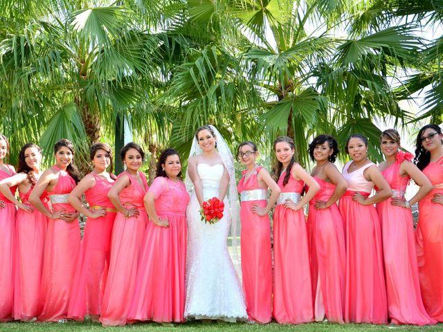 La boda de Aaron y Selene en Torreón, Coahuila 1