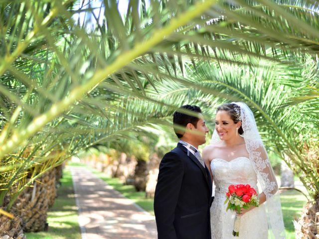 La boda de Selene y Aaron