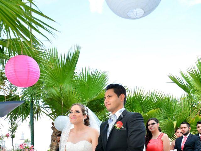La boda de Aaron y Selene en Torreón, Coahuila 17