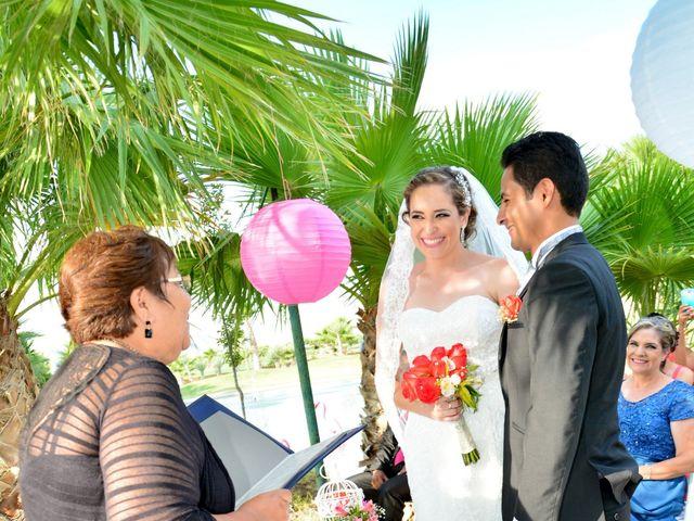 La boda de Aaron y Selene en Torreón, Coahuila 18