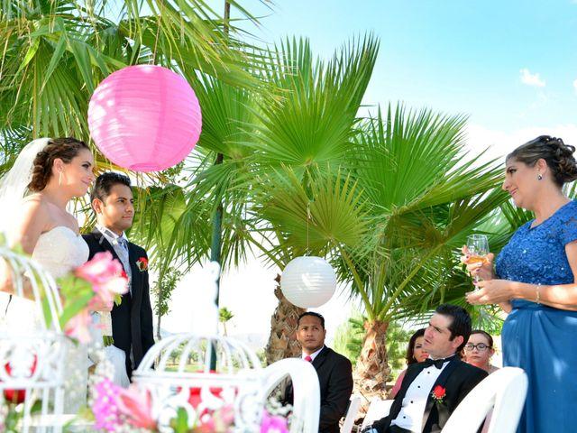 La boda de Aaron y Selene en Torreón, Coahuila 20
